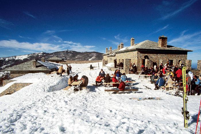 Χιονοδρομικό Κέντρο Πηλίου..